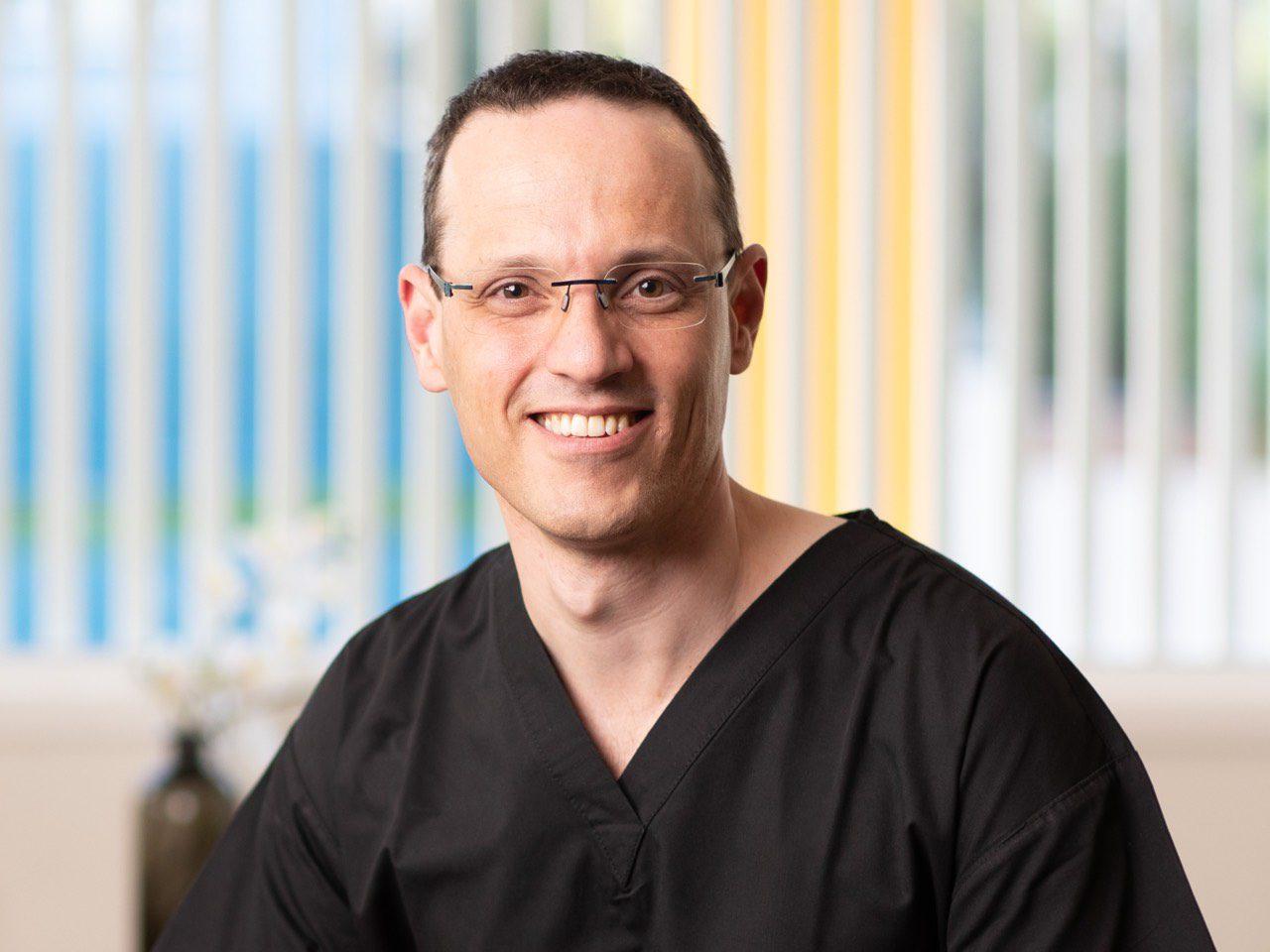 Associate Professor David Hewett